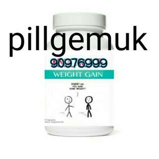 Pill gemuk!  Result proven