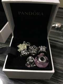 Pandora 純銀  迪士尼 ALE S925 串珠 串飾 手鏈 手鍊 手鈪 bracelet bangle charm links