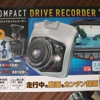 🇯🇵全新日本景品🇯🇵 銀色行車記錄儀