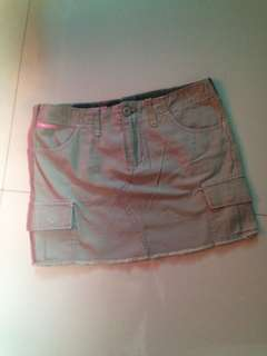 Mini Skirt by Penshoppe