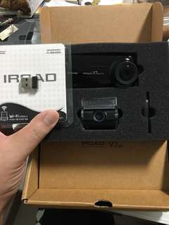 Iroad V7 FULL Working Set with BOX n Bluetooth dongle