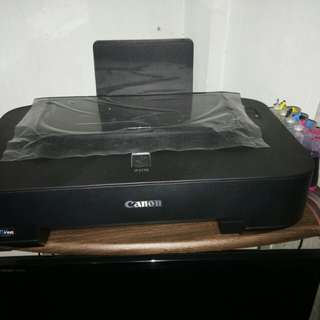 Canon IP2770 with CISS