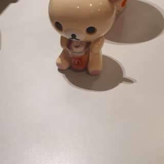 Happy Meal Rilakkuma