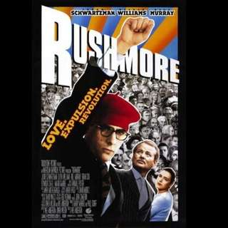 [Rent-A-Movie] RUSHMORE (1998)