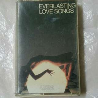 華納 EVERLASTING LOVE SONGS 卡式盒帶