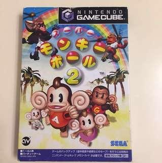 GameCube Monkey Ball 2