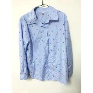 🚚 降價出清👏免運 復古襯衫