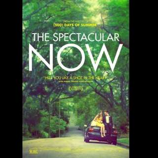 [Rent-A-Movie] THE SPECTACULAR NOW (2013)
