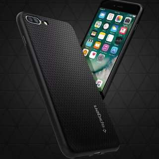 Spigen Liquid Air iPhone 7/7+/8/8+ Case Cover (Original)