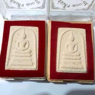 壹百周年記念Phra Somdej Roy Pi Thai Amulet 壹百周年記念