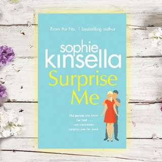 Surprise Me by Sophie Kinsella - Ebook