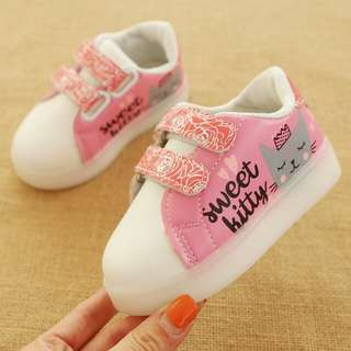 Hello Kitty Shoes ( 21-30 )