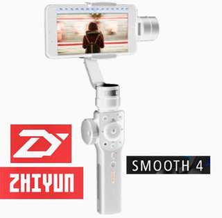 Zhiyun Smooth 4 - White or Black