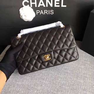 Chanel classic flap bag 25