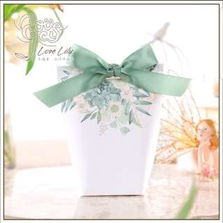 Available Stock! Wedding Candy Box Door Gift Sweet Box Birthday Candy Box