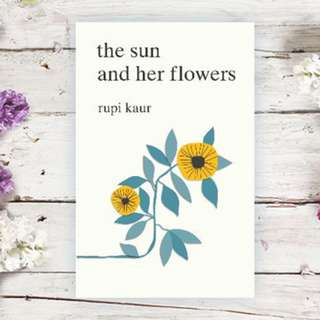 The Sun and Her Flowers by Rupi Kaur - Ebook
