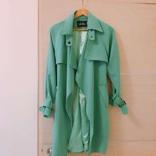 🚚 搬家出清!鮮綠色外套