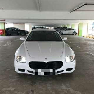 Maserati SG