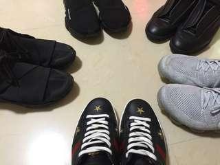 MMM,Balenciaga,Nike ,Gucci,Y-3 sneakers