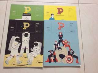 PRESENT PERFECT ISSUE 1 , 2 , 3 , 6