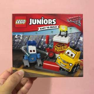 Lego Junior, Cars 3 10732