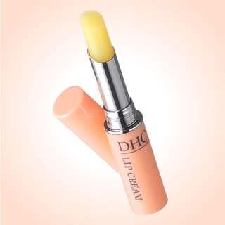🚚 DHC 純欖護唇膏 1.5g 日本帶回