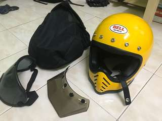 Bell moto 3 copy