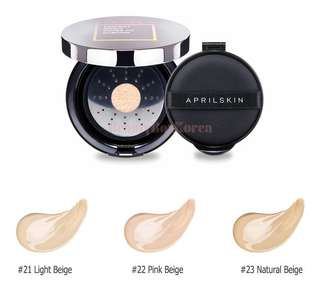 Aprilskin Perfect Magic Cover Fit Cushion