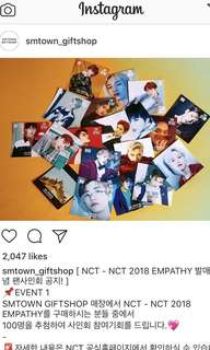 NCT NEW GOODS