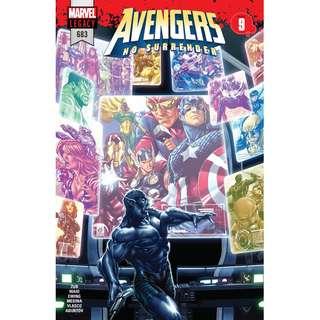 Avengers 683 (2018)