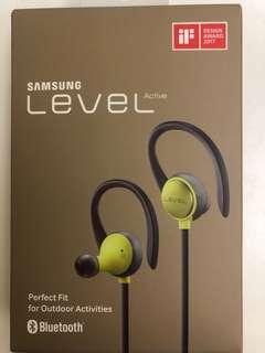 Samsung Level Active運動型藍芽耳機