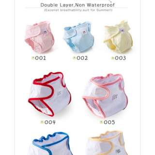 Disposable nappy liners, baby cloth diaper and nappy insert