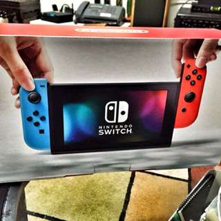 全新switch