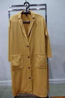 Monki Oversized Coat