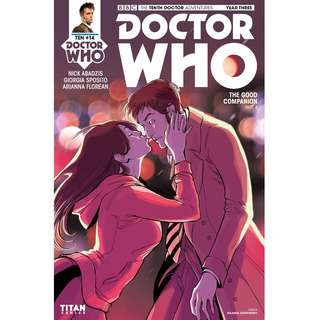 Doctor Who The Tenth Doctor Year Three 014 (2018)