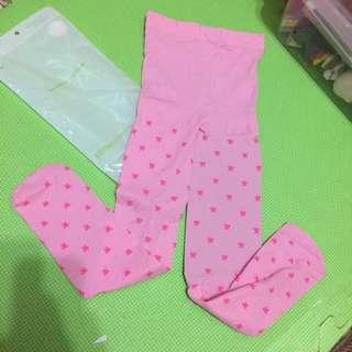 全新女寶褲襪