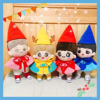 EXO Dolls 20cm outfits set