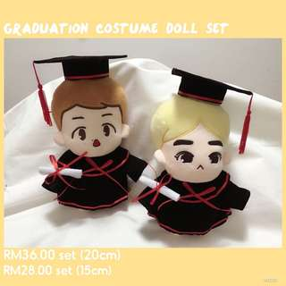 20cm dolls outfits SET