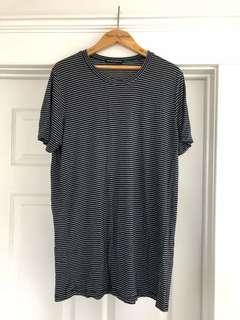 Brandy & Melville striped long tshirt