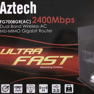 FG7008GR(AC) Dual Band Wireless AC Router