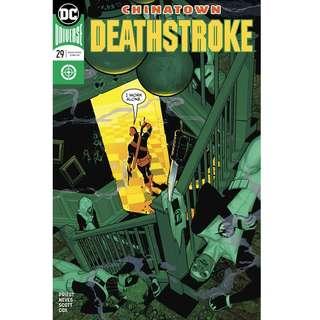 Deathstroke 029 (2018)