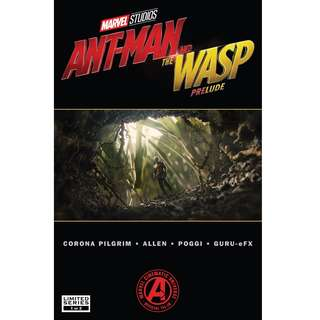 Marvel's Ant-Man and the Wasp Prelude 01 (2018)