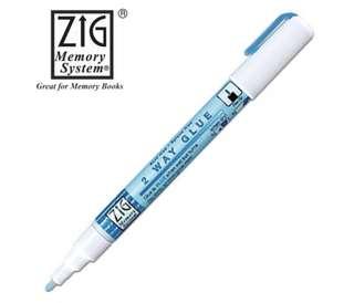 *BN* Zig 2 way fine tip glue pen - embossing pen
