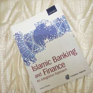 Islamic banking and finance textbooks