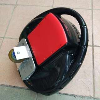 Automatic Balancing Electric Unicycle 📢