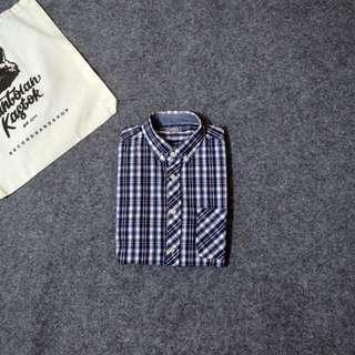 G.U bu Uniqlo plaid shirt