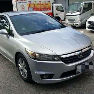 Honda Stream Sunroof SG