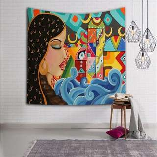 Wall Decor Big Size Tapestry