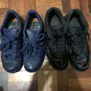 FOR SALE AUTHENTIC PHAREL WILLIAMS AND NIKE AIRMAX TRIPLE BLACK