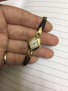 15cm longines 14k  gold Manual mechanical watch 不議價